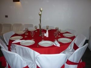 cóctel y cena para matrimonio civil con local incluido en providencia.