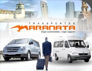 traslado de pasajeros, arriendo de autos, vans, minibuses, buses, con condu