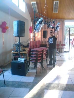 animadory dj y cantante para matrimonios, fiestas ,eventos