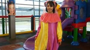 payasitas, fiestas de cumpleaños infantiles  (f.6692764)