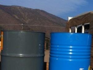 tambores met�licos de 200 litros un uso empresa alimenticia