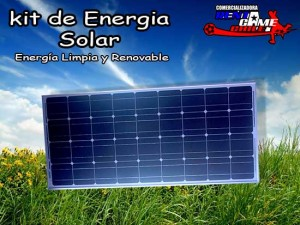 kit energía solar/precio oferta rentagame chile: $ 299.000