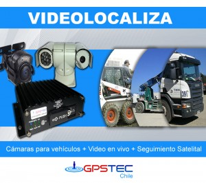 videolocaliza: c�maras con gps y video en tiempo real en chile