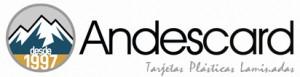 andescard, tarjetas pl�sticas, tarjetas, credenciales de proximidad,de