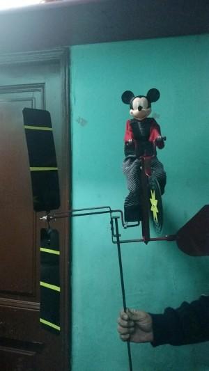 lindas veletas de viento animadas mickey mouse
