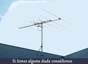 antena tv digital hd, fm de alta ganancia