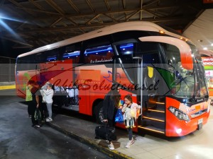 servicio transporte de personal para empresas buses, minibuses, van.