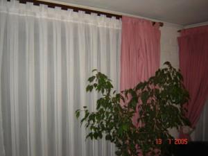 confección de cortinas a su gusto.