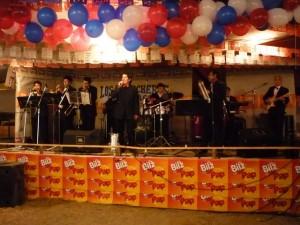 banda orquesta tropical  bailable sonora www.orquestasancristobal.cl evento