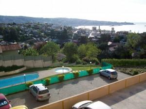 departamento vista al mar , arriendo por dias , piscina , estacionamiento