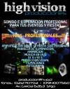 Amplificacion, Sonido e Iluminación Profesional