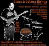 Clases particulares de Guitarra Electrica