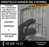 PROTECCIONES DE FIERRO