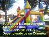 Arriendo Inflables