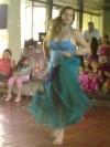 anima tu fiesta de fin de a�o con la danza arabe , bailarina y coreografa