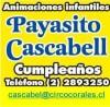Animaciones Infantiles Payaso Cascabel