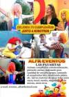 Funciones De Titeres Show Magos Payasitas Pinatacaritas Lazy Town 2261874