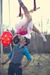 Trapeze Dance en Centro de bienestar Alma