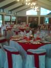 banquetes, matrimonios , bautizos... elegancia y economia
