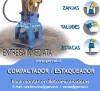 Placa De Presicion Exclusiva  Compactadora y Estaqueadora