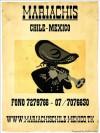 Serenatas,  charros,  mariachis,   a domicilio !! 02-7279788