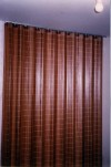 cortinas de madera, cortinas