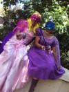 Payasitas Barbie Mosqueteras Hanna Montana Monitoras Ben 10 Lazy 7698152