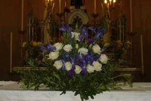 caminos de luz, arreglos florales, ramos novia, despacho domicilio