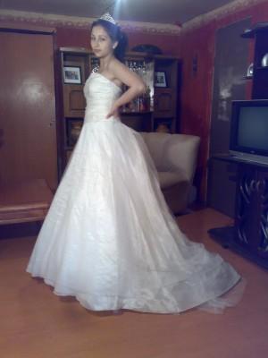 gran venta de vestidos de fiesta novia y paje