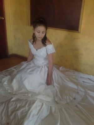 vestidos de novia baratos.tallas grandes y pequeñas — peñalolen