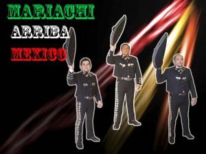 mariachi arriba mexico 3x$40.000.- con balazos incluidos