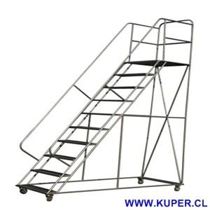escaleras tipo aviÓn de 1 a 4 metros