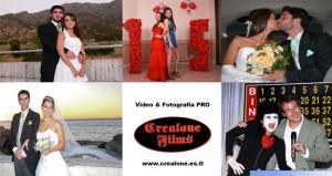 fotógrafo - matrimonio - grabación - eventos - filmación - bodas