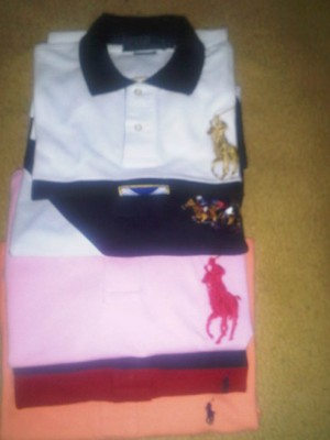 poleras polo by ralph lauren [custom fit]