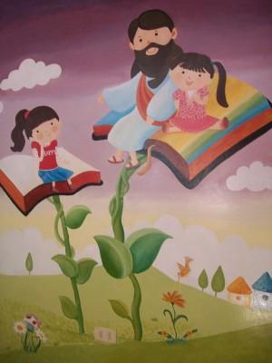 murales infantiles y otros temas