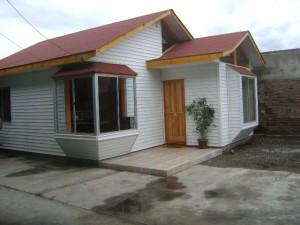 se vende casas y cabañas