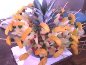 canapés - tapaditos - brochetas - empanaditas - dulces y todos para su coct
