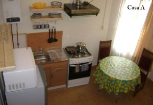 arriendo diario a turistas en valparaiso, amoblado 1 dormitorio