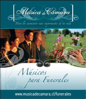 músicos clásicos para misa de funeral en santiago