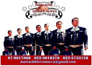 mariachi tierra nueva, una bella sorpresa:(022)7270129 mtn