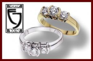 catálogo de anillos de compromiso, catalogo de anillos, catalogo oro