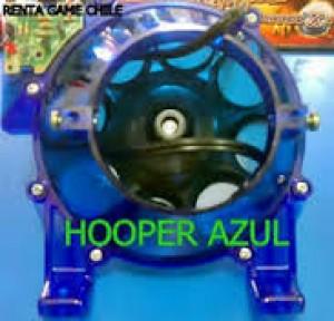 hopper azul multicoi/oferta rentagame/precio: $ 12.500 pesos