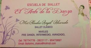 clases de ballet clásico en calama todas las edades
