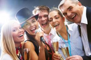 karaoke con dj incluido para todas las edades y todos los públicos