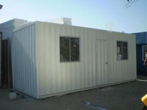 container oficina modulo 20 pies, container nuevo