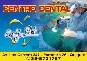 charlydent en quilpué solicita odontólogo / cirujano dentista