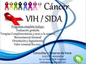 terapias y tratamientos de cancer vih y sida apinorte