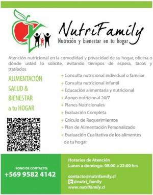 nutricionista a domicilio en todas las comunas de santiago
