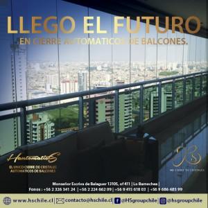 cierre de terrazas, balcones y ambientes externos