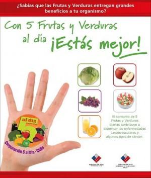 frutas y verduras a domicilio (despacho gratis zona oriente) www.accco.cl